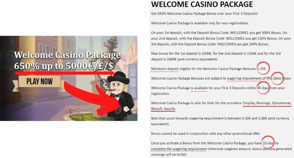 internet gokken met een bonus