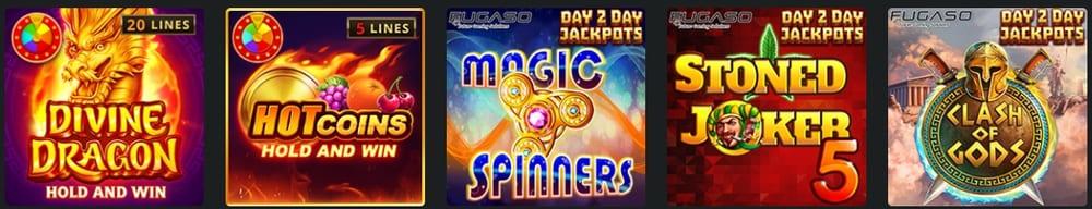 Progressieve jackpot spellen bij een casino online slots