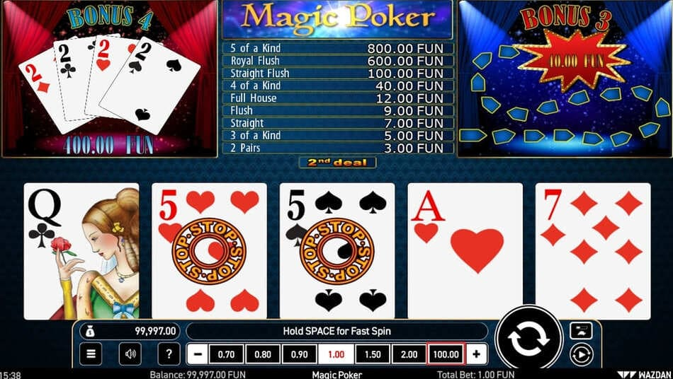 Holland casino online poker spelen terminologie